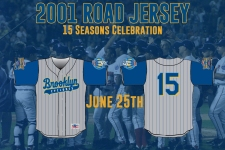2001 Road Jersey