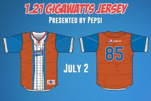 Back To the Future Jersey