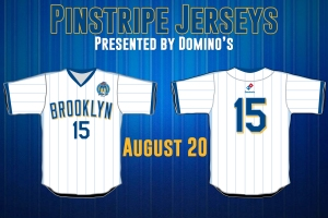 Dominos Jersey