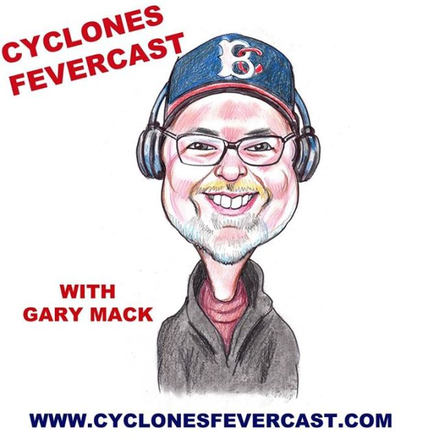 Listen to Cyclones Fevercast with Gary Mack