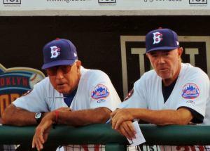 Dave LaRoche & Tom Gamboa (c) Pat Sanchez