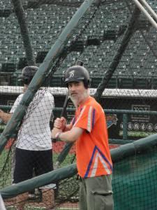 Rob Weiner Batting Practice