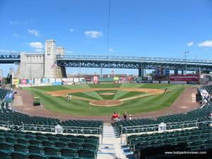 Campell's Field. (c) Brian Merzbach & http://ballparkreviews.com/