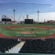 Baseball Returns to Coney Island in Two Weeks!