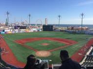 Shots from MCU Park: 4/6/16