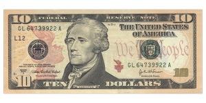 $10 Wed