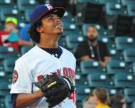 Harol Pitches Another 7 Shutout Innings in Cyclones 3-0 Win
