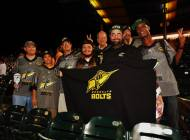Fans Bid Farewell To Brooklyn Bolts