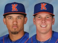 Gregorix Estevez & Jordan Humphreys Added toRoster
